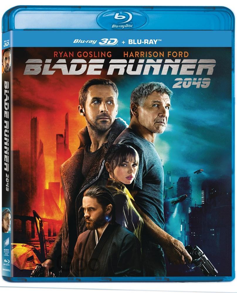 BLADE RUNNER 2049 3D + Blu-Ray (3D/M18/RA)
