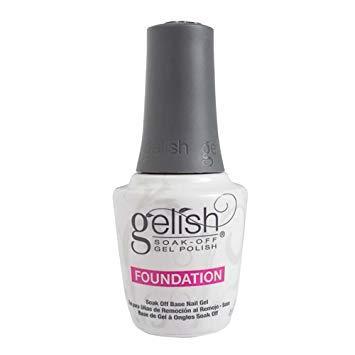 Harmony Gelish Soak-Off Foundation Gel 15ml By Johnnybeautyandnails.