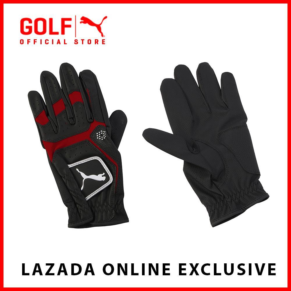 Puma Golf Accessories Glove 3d Reboot - Black/high Risk Red By Puma Golf Official Store.