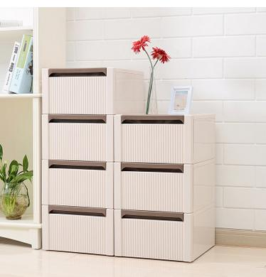 Large Thick Multi-Layer Storage Cupboard