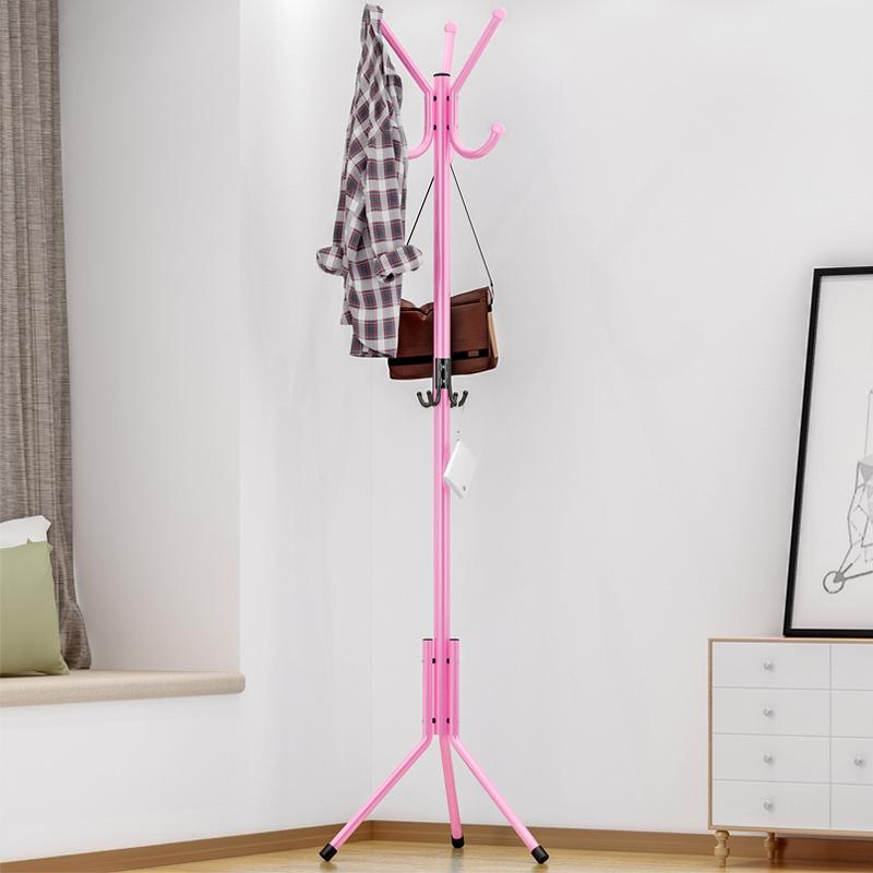 Simple assembly Single-lever-type hanger, clothes rack