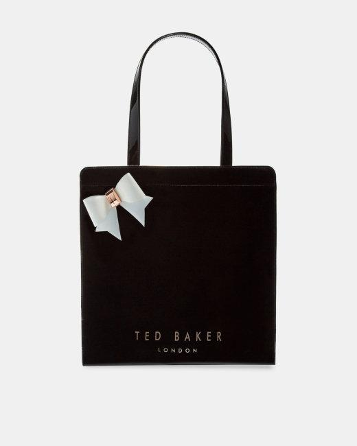 6bafdcdcc Ted Baker large bow icon bag