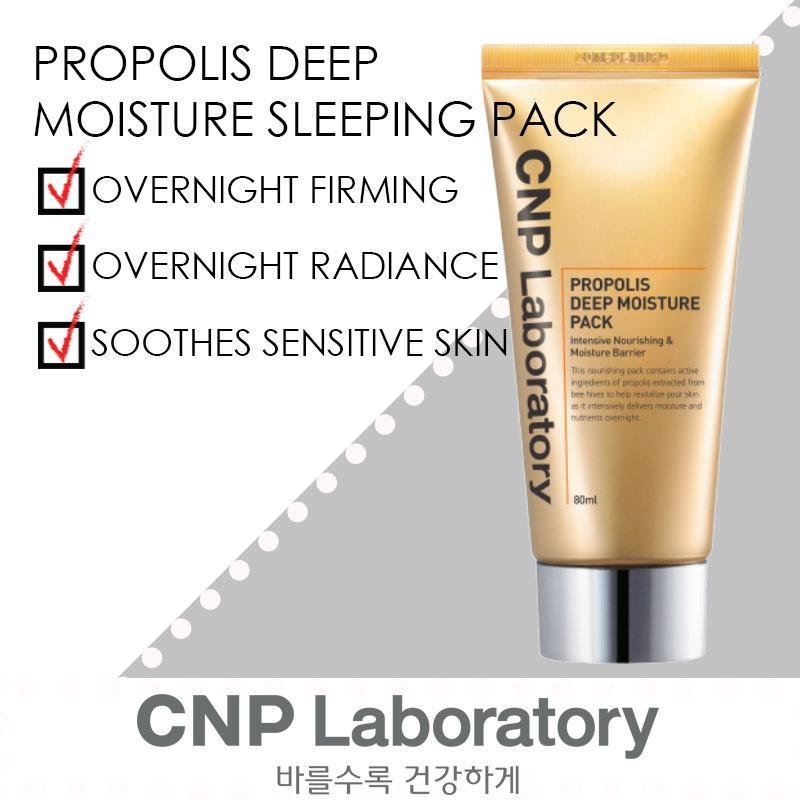Price Cnp Laboratory Propolis Deep Moisture Sleeping Pack 80Ml Cnp Laboratory Online