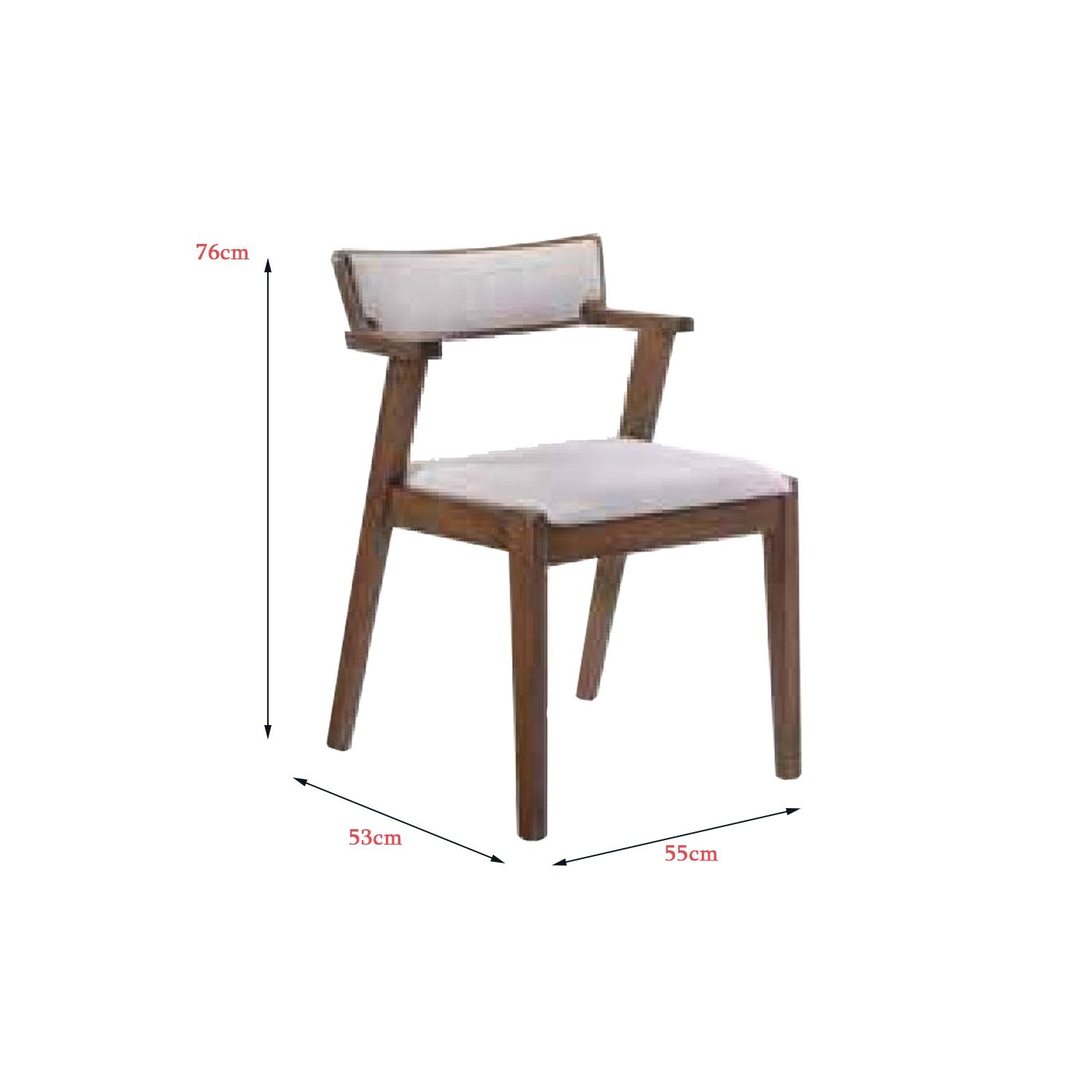 LIVING MALL_Benedetto 1 Dining Chair_FREE DELIVERY