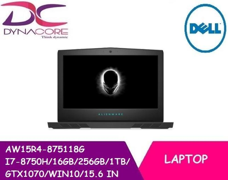 DELL ALIENWARE AW15R4 875118G  I7-8750H/16GB/256GB/1TB/GTX1070/WIN10/15.6 in NOTEBOOK(2YRS Warranty)