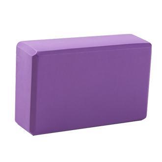 Jiji Yoga Block 3inch / 4inch (yoga Block) - High Density Eva Foam/ Yoga Aerobic Pilates Foam Block Brick Home Exercise Fitness (sg) By Jiji Sports.