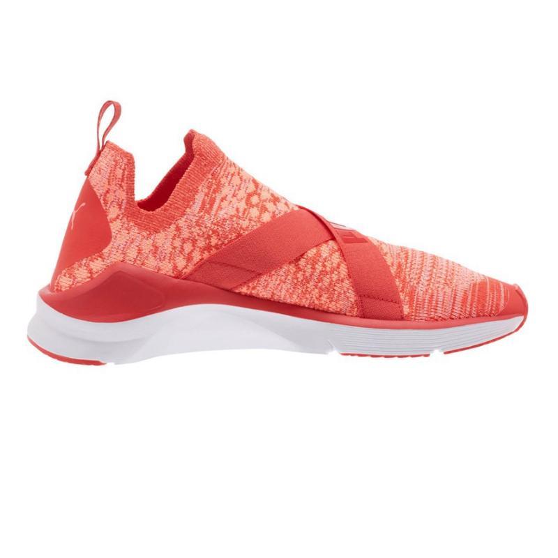 PUMA Fierce evoKNIT - Women Shoes (Red) 189456-04 7ee7b3975