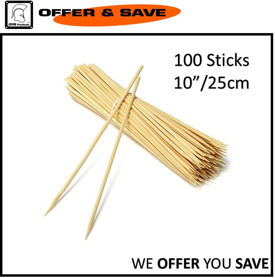 Bamboo Skewer/Satay Stick For BBQ 10