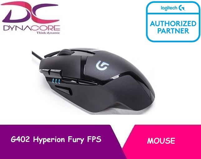 DYNACORE - Logitech G402 Hyperion Fury FPS Gaming Mouse