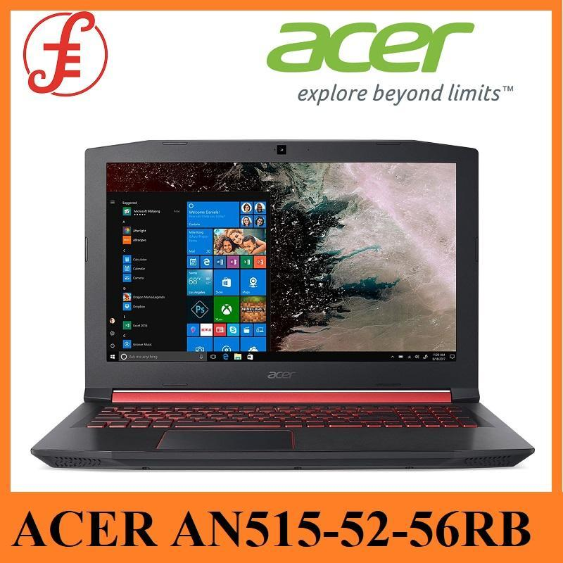 ACER (AN515-52) AN515-52-56RB 15.6 INCH INTEL CORE I5-8300H 4GB+16GB OPTANE 1TB HDD WIN 10