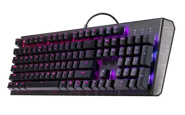 Cooler Master CK550 RGB Gateron Mechanical Gaming Keyboard Singapore