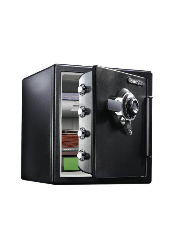 SentrySafe SFW123DTB COMBINATION FIRE SAFE
