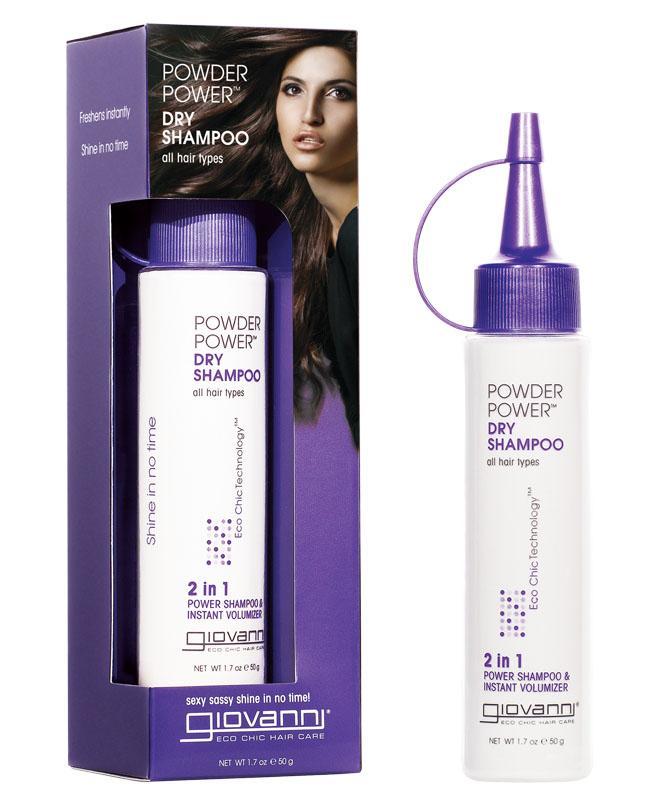 Discount Giovanni® Powder Power Dry Shampoo 50G X 2 Units Twin Pack Giovanni On Singapore