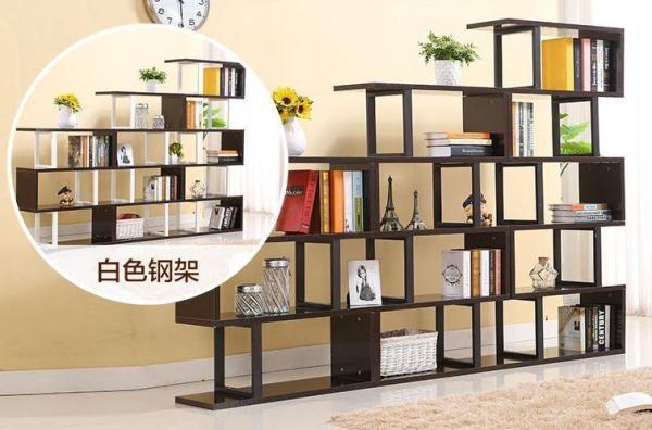 JIJI 3 Tiers Terran Bookcase Rack (Free Installation) (Shelve Storage)  - Shelves / Bookcases / Bookshelf / Storage / Organizer /Furniture /Open Cabinet/ Free 12 Months Local Warranty (SG)