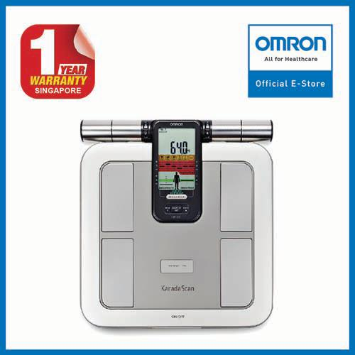 Omron Body Composition Monitor Hbf-375 By Omron Official Store.