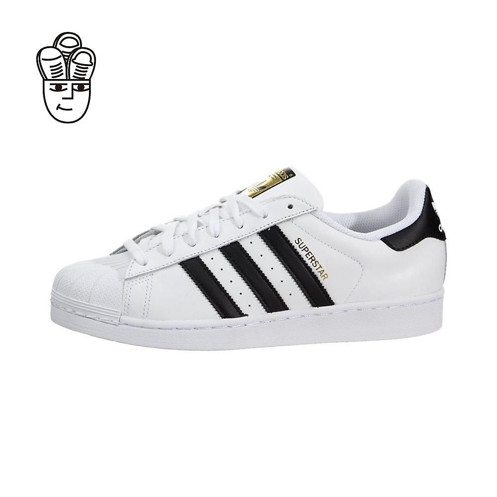 32268fb6 Adidas Superstar W Retro Basketball Shoes Women c77153 -SH