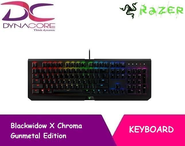 c6613aae4f8 Razer BlackWidow Chroma V2 Mechanical Gaming Keyboard Yellow RZ03 ...
