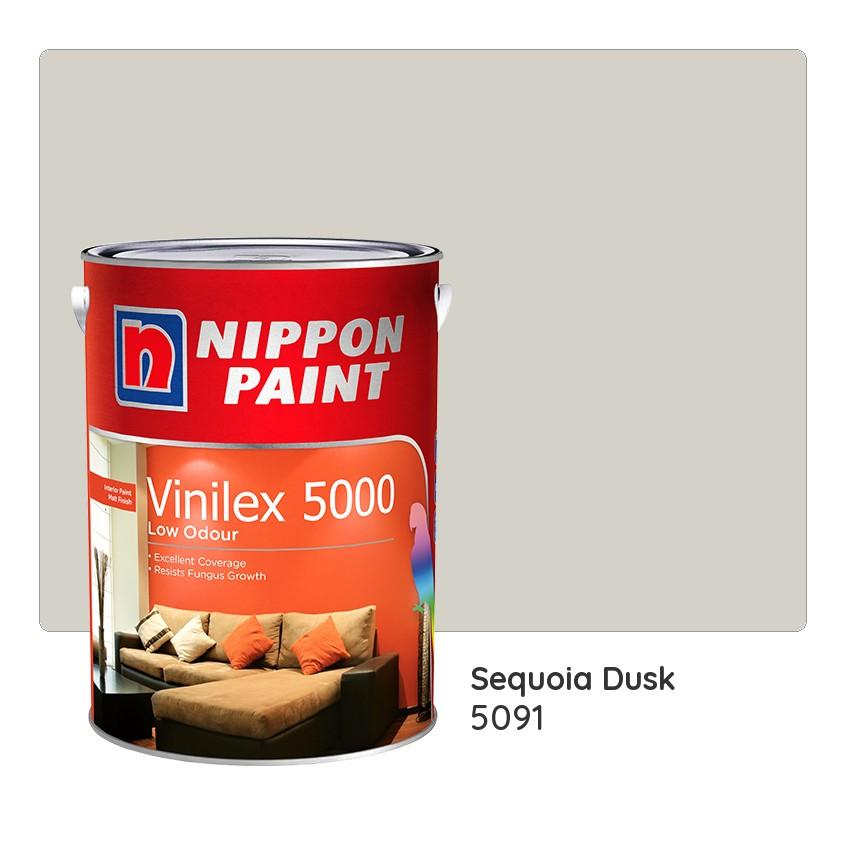 Who Sells The Cheapest Nippon Paint Vinilex 5000 5091 1L Online