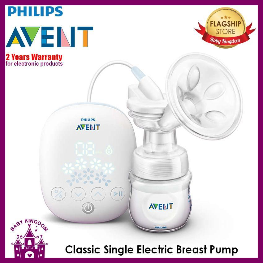Philips Avent Classic Single Electric Breast Pump By Baby Kingdom.