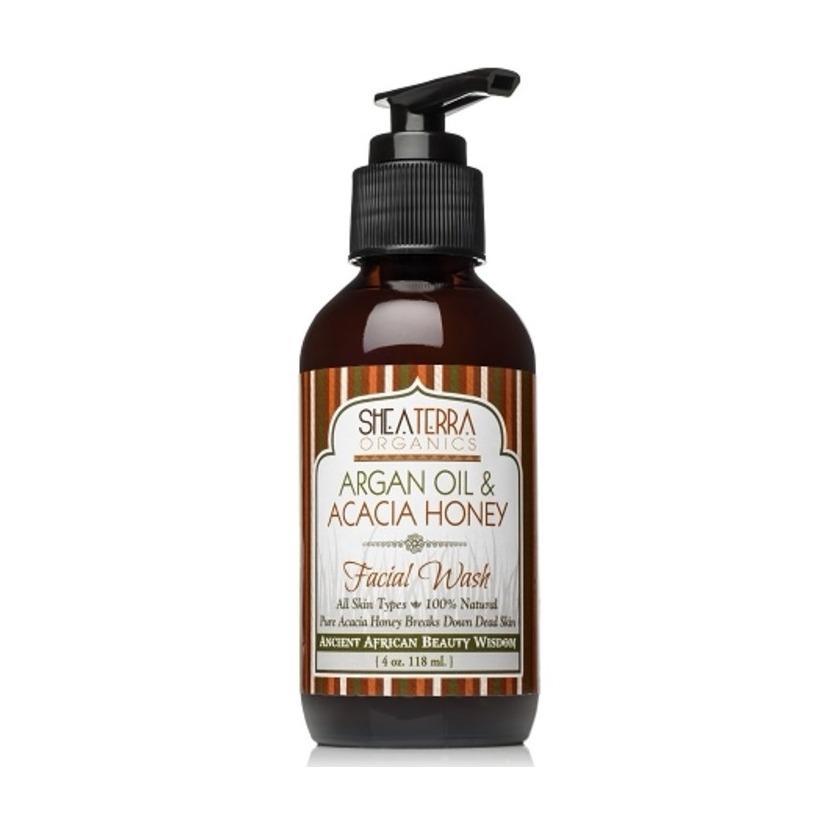 New Argan Oil Acacia Honey F*c**l Wash 4Oz 118Ml