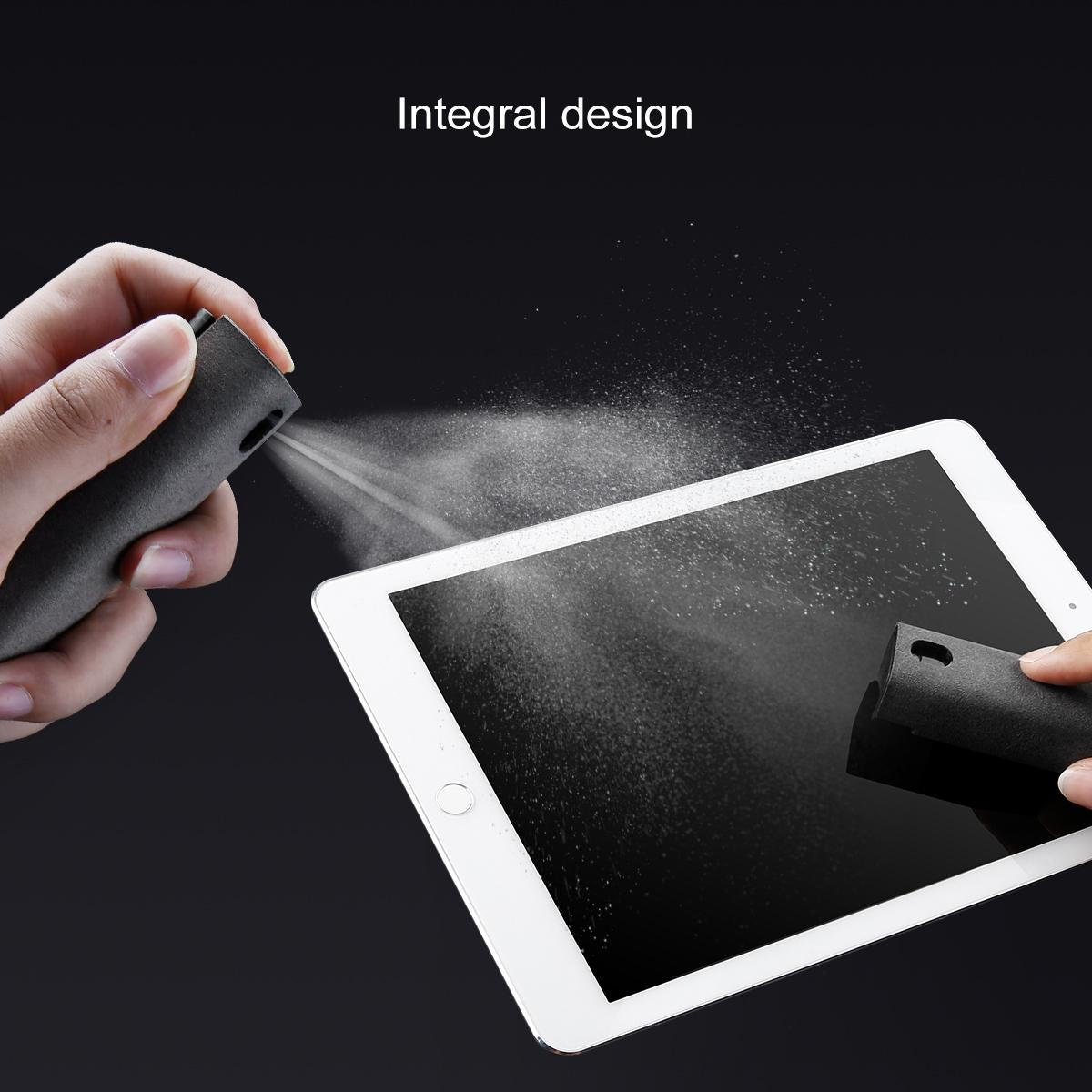 Baseus Screen Spray Cleaning Liquid Cleaning Cloth Screen Cleaning Kit By Gxm Gadgets.