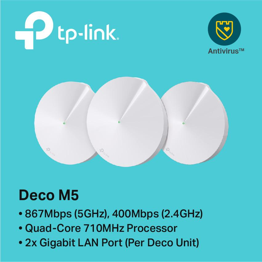 Tp Link Deco M5 3 Pack Review