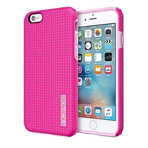 Sale Iphone 6S Case Incipio Dualpro Highwire Case Shock Absorbing Cover Fits Apple Iphone 6 Iphone 6S Hot Pink Light Pink Incipio Wholesaler