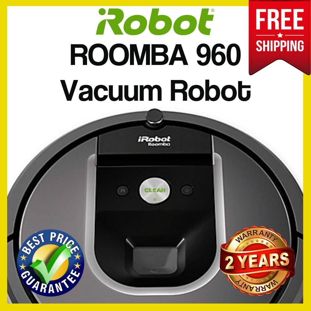 iRobot® Roomba® 960 Robot Vacuum Cleaner Expert