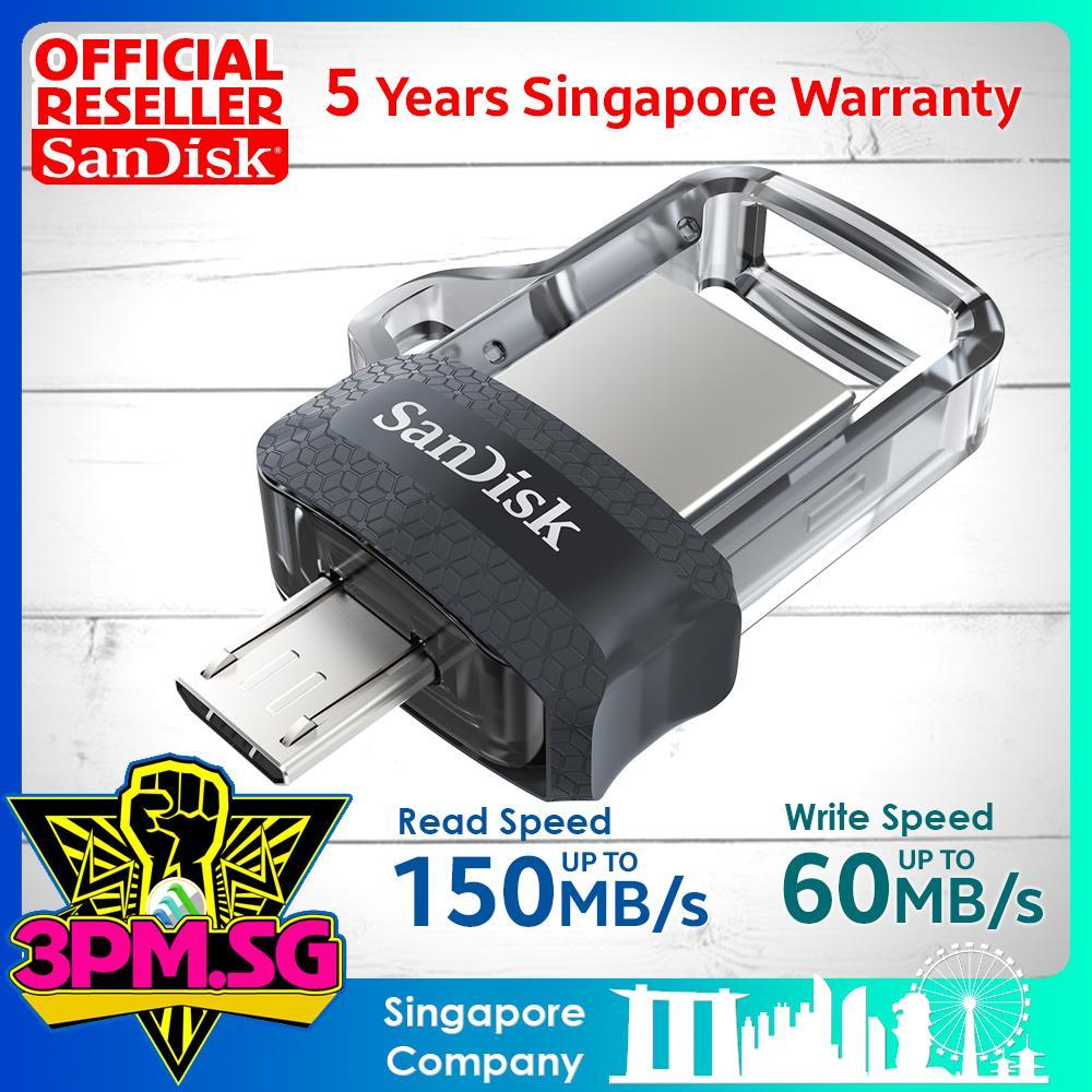 Buy High Quality Usb Thumb Drive Online Lazada Sandisk Cruzer Ultra Fit Cz43 16gb Flashdisk 30 Dual M30 32gb 64gb 128gb 256gb Otg Flash