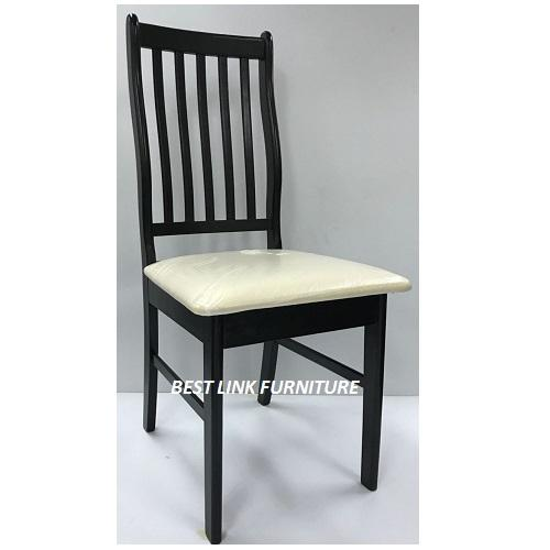 BEST LINK FURNITURE BLF C984 Wooden Dining Chair With Cushion Seat