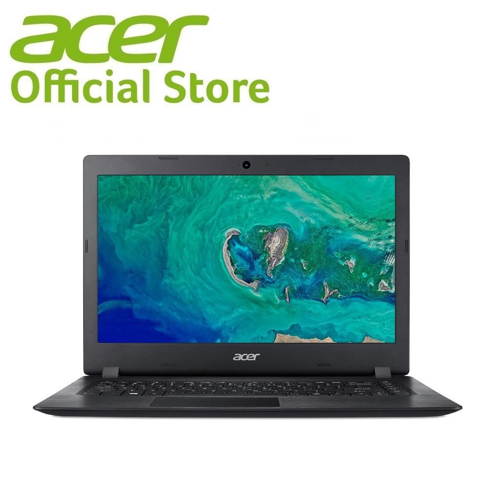 Acer Aspire 1 A114-32-C79Z (Black) 14-Inch Laptop - Preloaded Microsoft Office 365 Personal