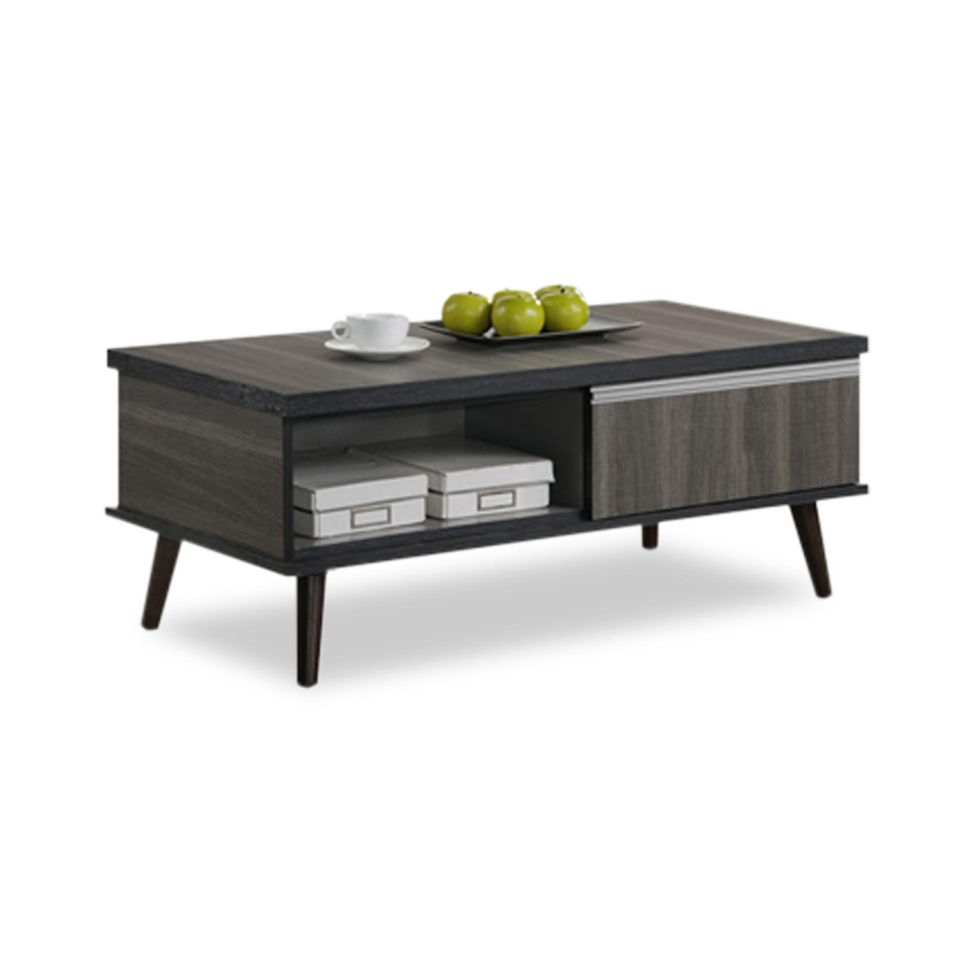 Cedric Coffee Table (FREE DELIVERY)(FREE ASSEMBLY)