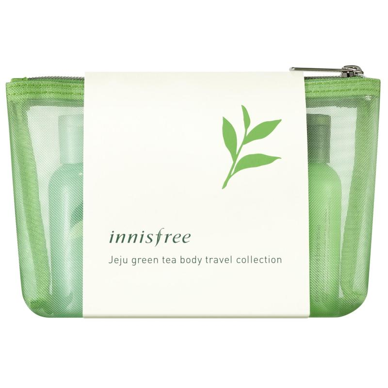 Buy innisfree Green Tea Body Travel Collection 1+1 Singapore