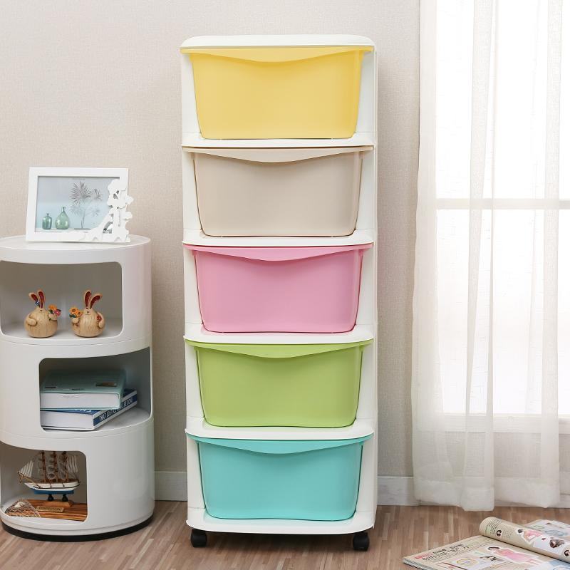 ♥ Storage Cabinets ♥ Colourful Storage Box/Container/Compartment/ storage of children toys/clothes