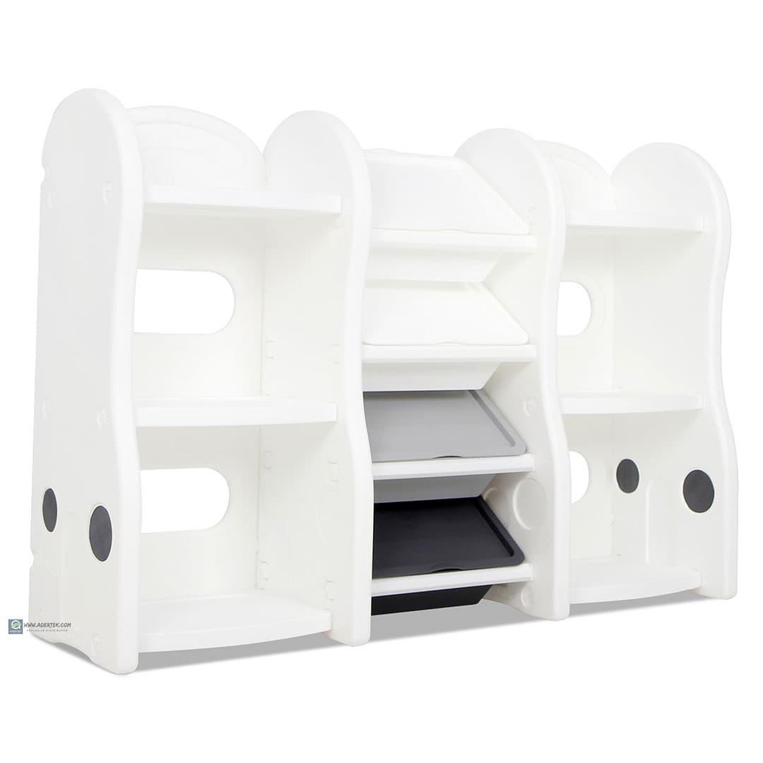 Smart Compact Storage Organizer + Bookshelves (Premium)