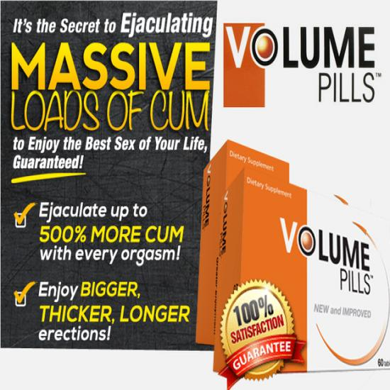 Volume Pills ( Up To 500% Increase ) By Rezen.