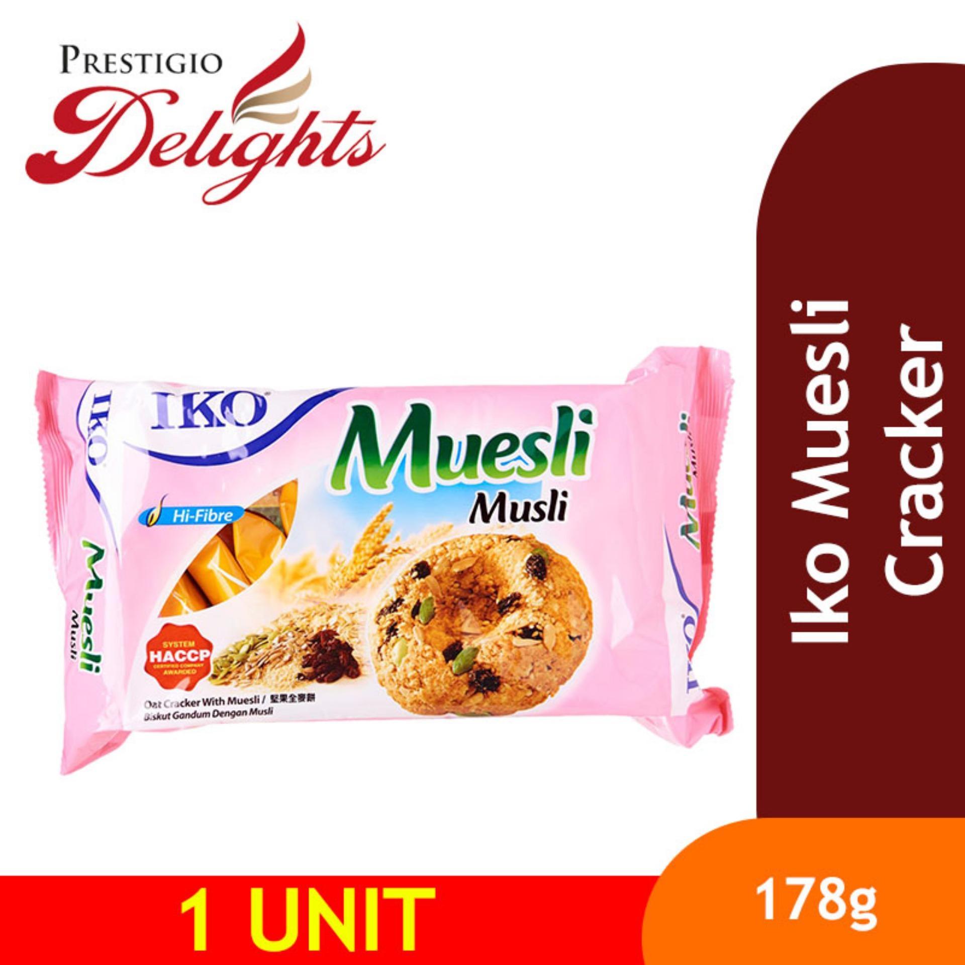 Iko Muesli Cracker By Prestigio Delights.