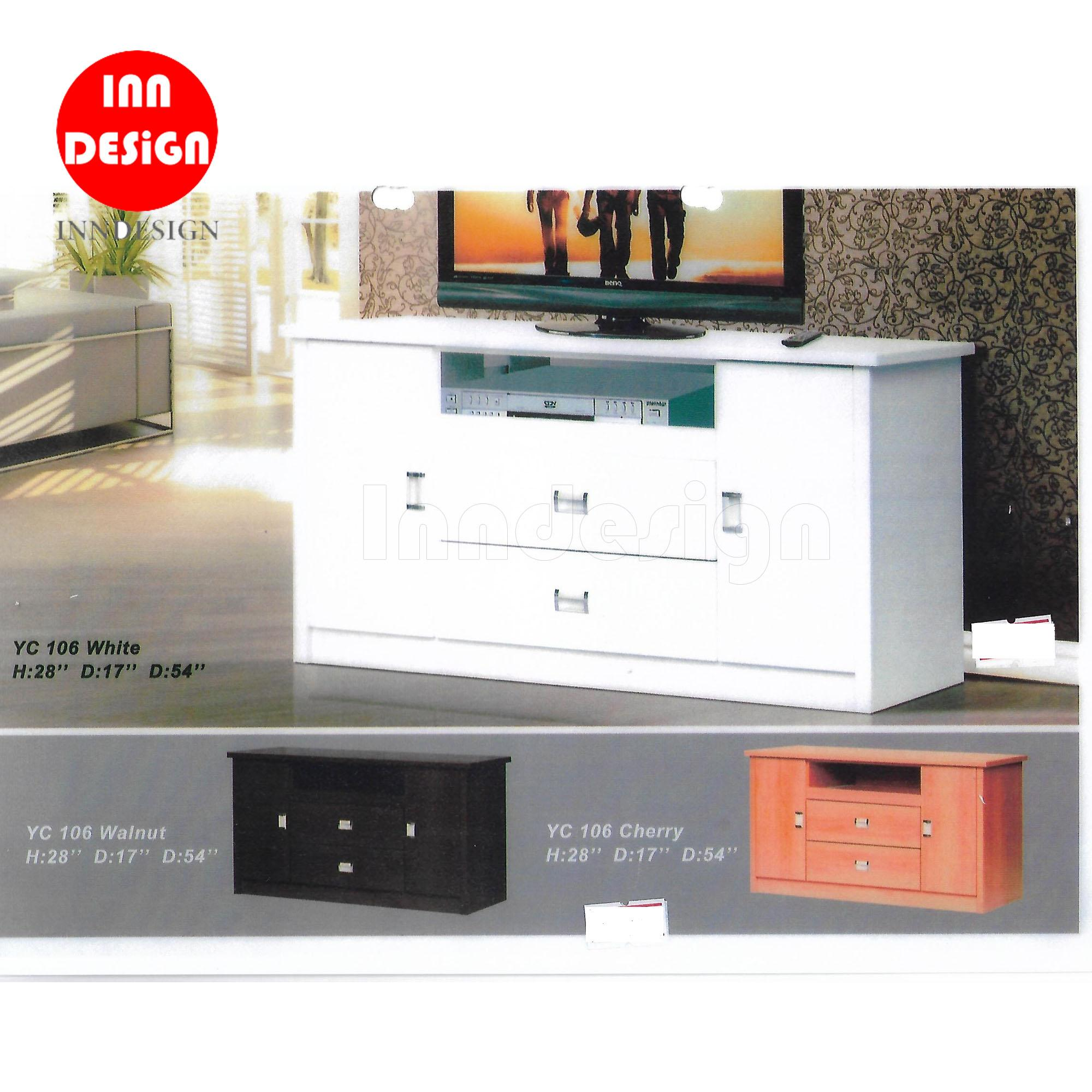 TV Cabinet (3 Colours Available)
