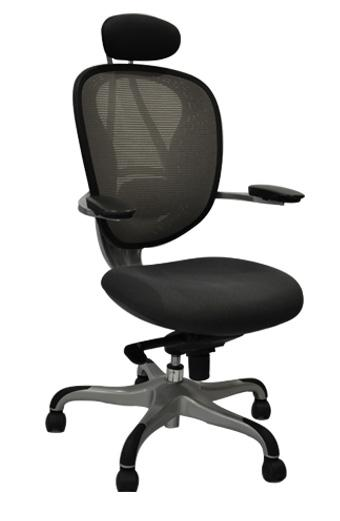 Sheldon Presidential High Back Mesh Chair