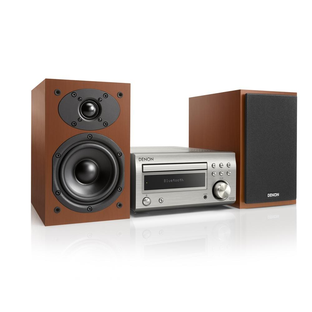 Wholesale Denon D M41Sp Hi Fi System Silver Wood