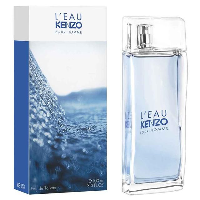 3bdbe158 Kenzo L'eau Par Pour Homme EDT for Men (100ml) Eau de Toilette