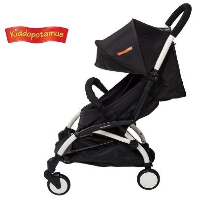 PROMOTION!! Most Popular Cabin Size Ultra Lightweight Baby Stroller - Black Color Singapore