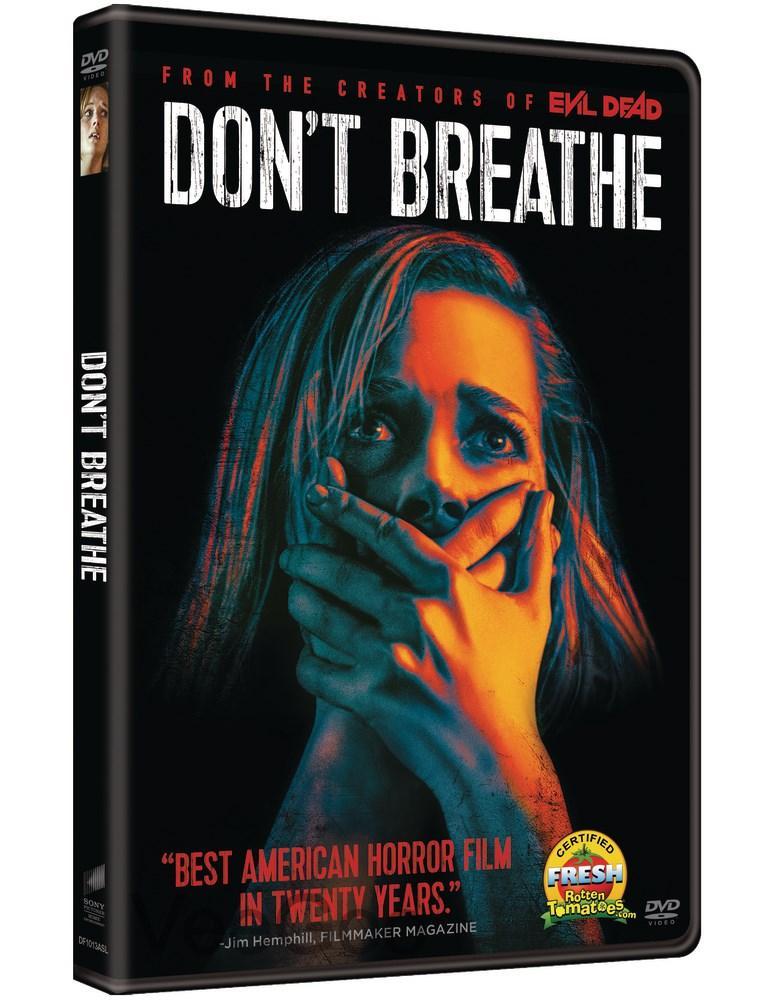 DON'T BREATHE DVD (NC16/C3)