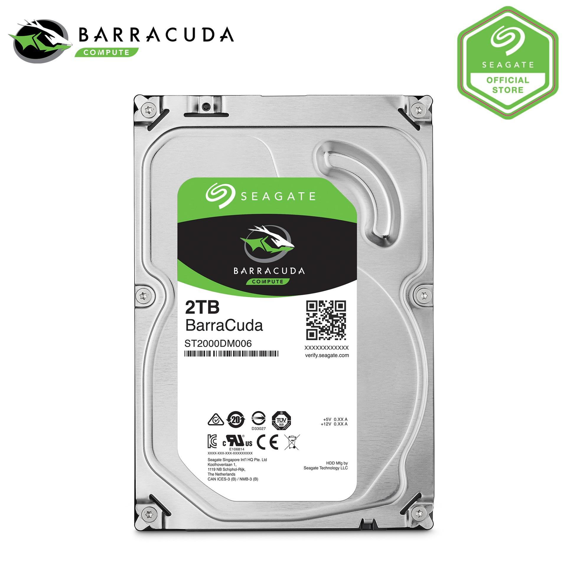 Seagate Barracuda 1tb Hardisk Internal Laptop Sshd 25 Sata 307200rpm Skyhawk Hdd 35inch 4tb Hard Disk Cctv Garansi Resmi 35 2tb Desktop