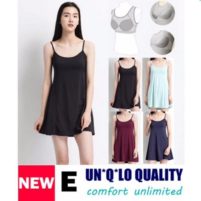 Top 10 Bra Top Padded Bra Dress Camisole E Wine