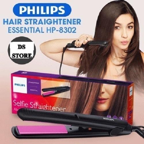 Philips Hp 8302/06 Selfie Hair Straightener By Ds Store Singapore.