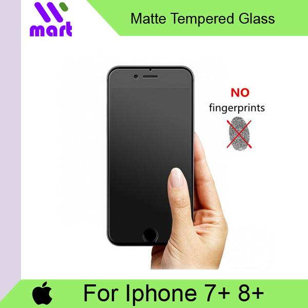 Tempered Glass Screen Protector (Matte) For Apple Iphone 7 Plus / 8 Plus