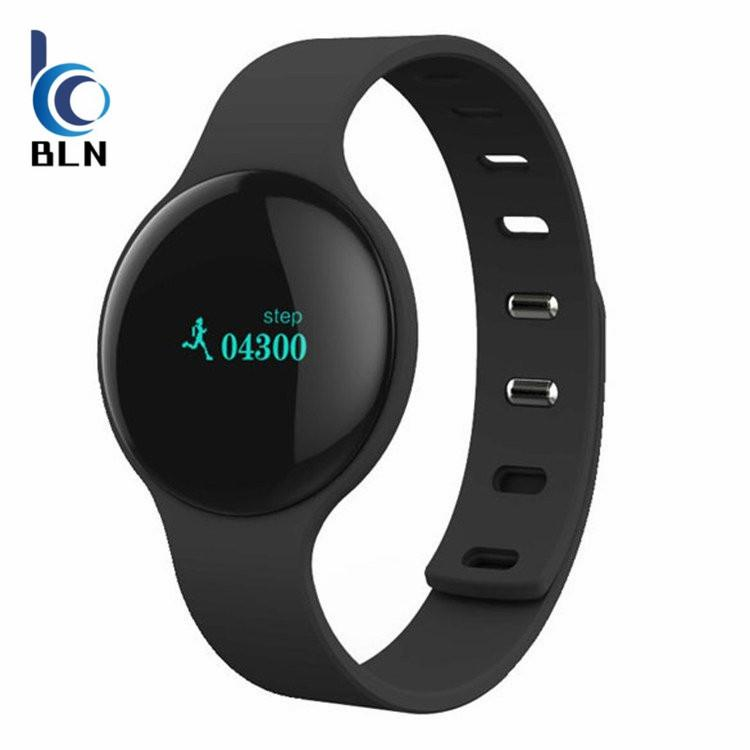Price 【Bln Tech】H8 Sport Bracelet Band With Pedometer Step Calories Count Intelligent Sleep Monitor Call Sms Remind Black Bln