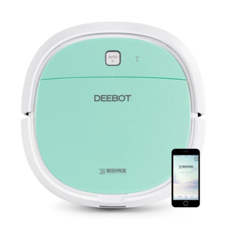 EcoVacs DeeBot Mini 2 Smart Robotic Vacuum Cleaner Singapore
