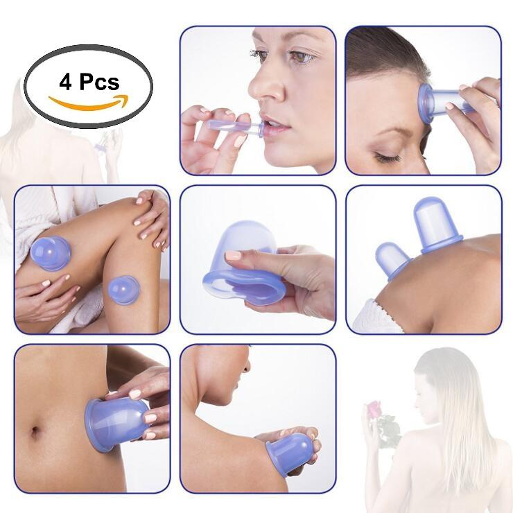 Sol Home ® Silicone Face And Body Cupping Set Fda Approved Bpa Free By Shoponlinelah By Sol Home.